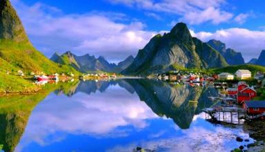 Через шесть лет Норвегия полностью откажется от транспорта с ДВС