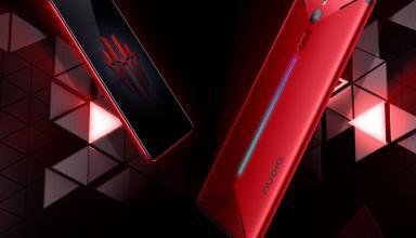 Анонсирован геймерский смартфон Nubia Red Magic с RGB-подсветкой корпуса (видео)