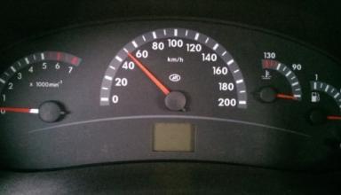 Сегодня возобновилось ограничение скорости в 50 км/ч на улицах Киева
