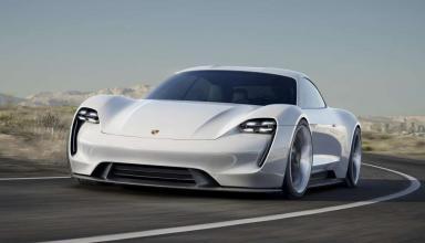 Porsche выпустит первый электрокар на год раньше запланированного срока