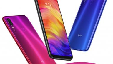 Смартфон Xiaomi Redmi Note 7 предстал в версии со 128 Гбайт флеш-памяти