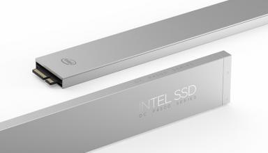 Новый «линеечный» SSD-накопитель Intel вмещает 32 Тбайт данных