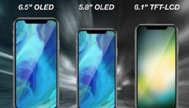 Модели iPhone 2018 с 6,1-дюймовым ЖК-дисплеем сулят высокую популярность