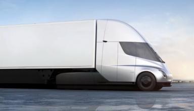 Tesla получила от PepsiCo заказ на 100 электрических грузовиков