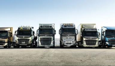 Volvo начнёт продавать электрогрузовики в 2019 году