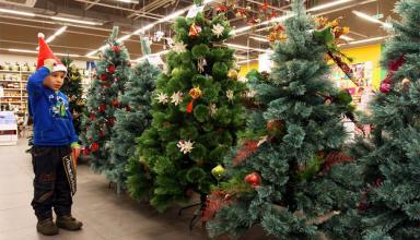 Правильный выбор новогодней искусственной елки