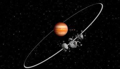 У Юпітера знайшлися ще два малих супутника