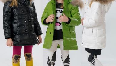 Выбор зимней одежды для девочки