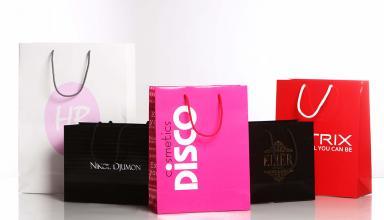 Выбор и назначение подарочных пакетов