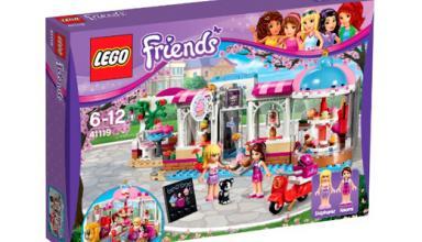 Лего для девочек всех возрастов
