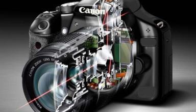 Услуги по ремонту фотоаппаратов в Киеве