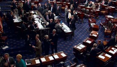 Американський Сенат обрушив вартість російських акцій на 340 мільярдів рублів