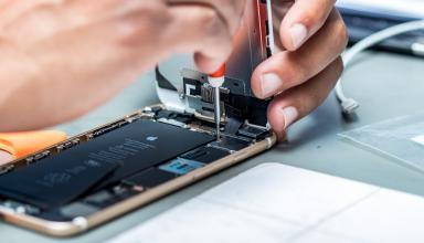 Типичные поломки смартфонов iPhone