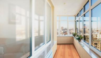 Какие виды остекления балконов подойдут вам?