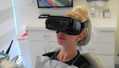 Віртуальна реальність полегшила лікування зубів