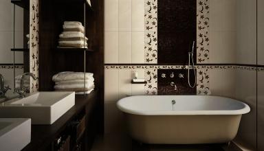 Ремонт и отделка ванной комнаты - реально самому!