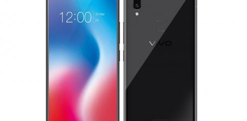 Популярные смартфоны от производителя Vivo