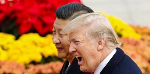 Торговая сделка США с Китаем. Трамп проигрываетСюжет
