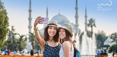 Сервис TEZTelecom: надежный интернет для отдыха в Турции