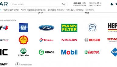 В чем преимущества продажи автозапчастей через интернет