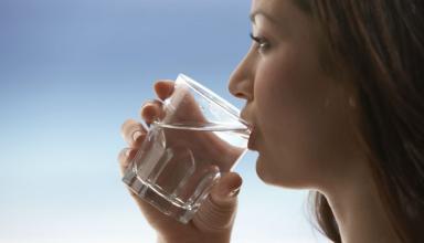 Благотворное влияние воды на наше тело