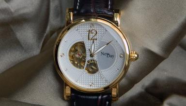 NewDay – элегантные и солидные часы для мужчин и женщин