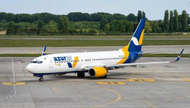 В аэропорту Львов задерживаются рейсы Azur Air