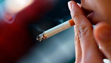 От болезней, связанных с курением, ежегодно умирает 85 тыс. украинцев