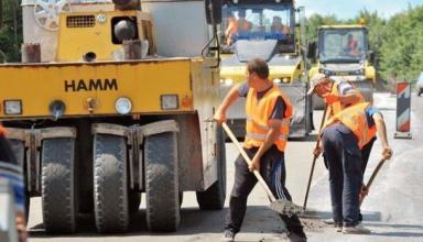Объемы ремонта дорог выросли на 12% - Укравтодор