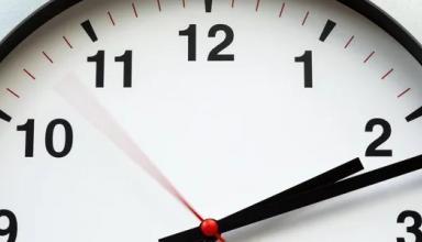 Перевод часов 2020: когда Украина перейдет на зимнее время