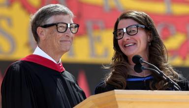 Раздел $130 млрд. Билл и Мелинда Гейтс разводятсяСюжет