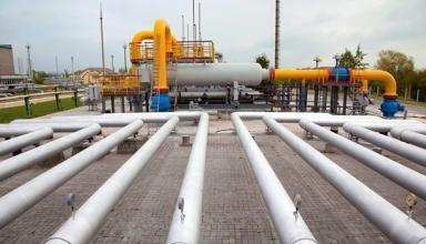 Украина прокачала за полгода 22 млрд кубов газа
