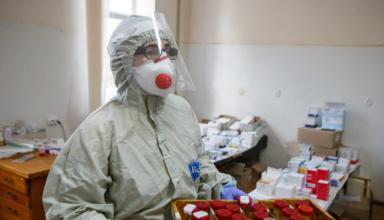 Коронавирус в Донецкой области: за неделю число больных выросло на 85%