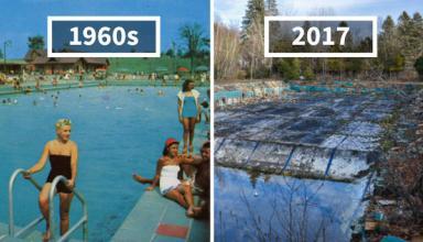 Время беспощадно: удивительная история в фотографиях