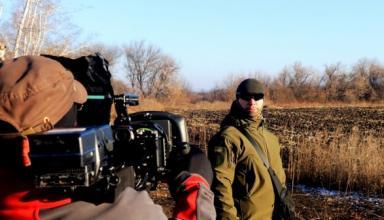 Crossfire: на Донбассе состоялись съемки фильма с участием нацгвардейцев и Маркива