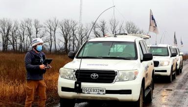 Боевики запретили проезд патрулю ОБСЕ через блокпост под Донецком