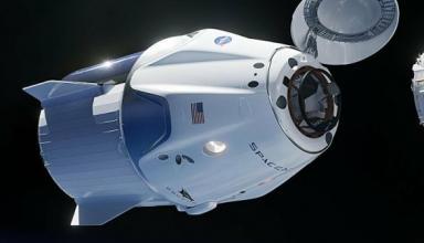 В NASA назвали дату возвращения на Землю корабля Crew Dragon
