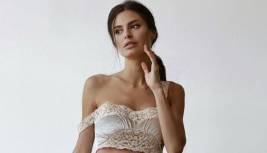 Украинская модель похвасталась идеальным телом