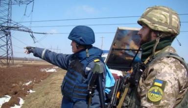 В СЦКК заявили о грубых нарушениях боевиков по отводу вооружения
