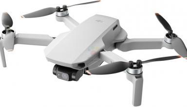 Подробности о дроне DJI Mini 2: 4К съемка, 31 минута полета и вес 250 г