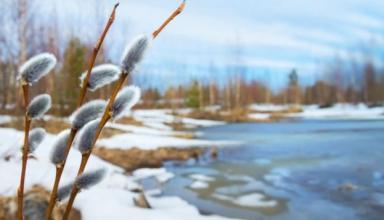 Україну чекає різке потепління